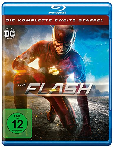 The Flash - Die komplette 2. Staffel [Blu-ray]
