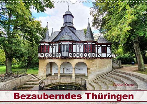 Bezauberndes Thüringen (Wandkalender 2022 DIN A3 quer)
