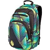 Nitro Stash Rucksack, Schulrucksack, Schoolbag, Daypack, Geo Green, 49 x 32 x 22 cm, 29 L,