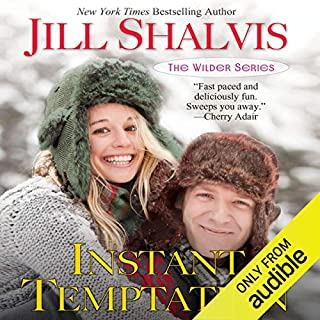 Instant Temptation audiobook cover art