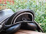 Tysons Breeches Ledersattel Monoblatt Sattel 10 12 15 Zoll Minishetty