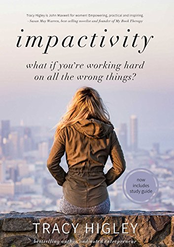 Impactivity by Tracy Higley ebook deal