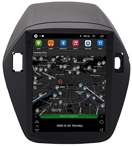 SSeir Android 9.1 Coche Reproductor de DVD GPS Unidad de Cabeza estéreo...