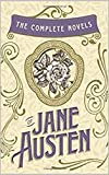 Jane Austen Complete 6 Books Collection Box Set (Northanger Abbey, Emma, Pride and Prejudice, Sense and Senesibility, Persuasion & Mansfield Park)