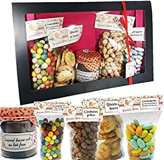 Carte Cadeau Jeff De Bruges.Amazon Fr Chocolat Jeff De Bruges