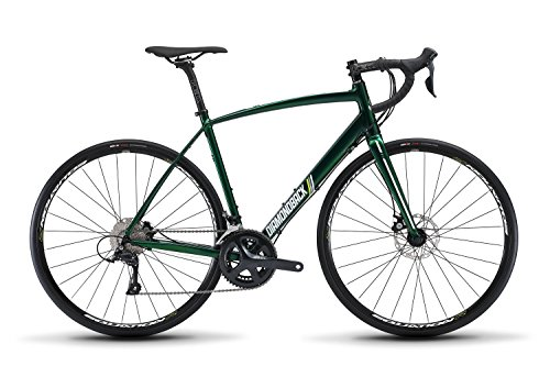 Diamondback Bicycles Diamondback Bicycles Century 2 Endurance Road Bike , 54cm/Medium, Green