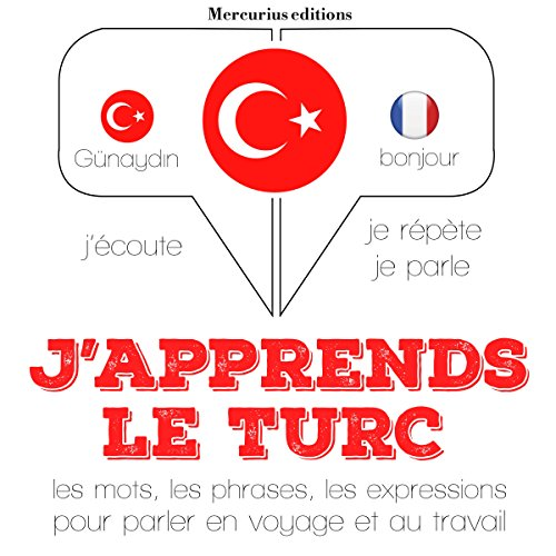 『J'apprends le turc』のカバーアート
