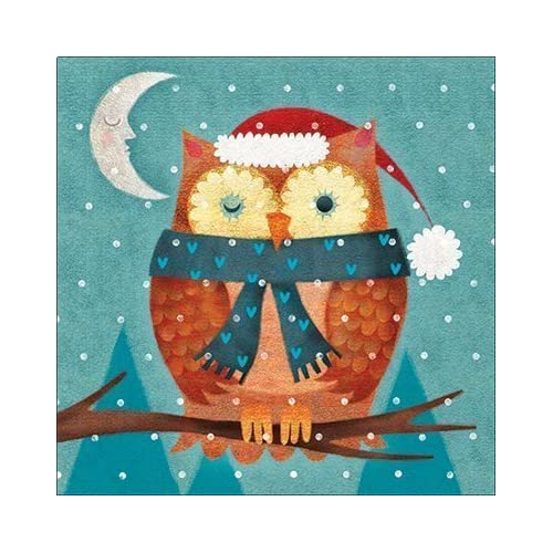 Hamster We Three Kings Cute Funny Charity Christmas Cards 5 Pack Animal Lovers