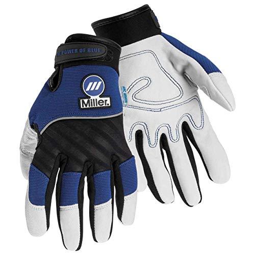 Miller Metal Working Gloves - Large
