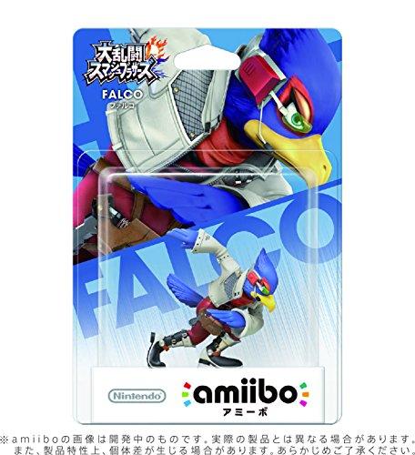 amiibo Falco (Super Smash Bros Series) for Nintendo Wii U, Nintendo 3DS - 2