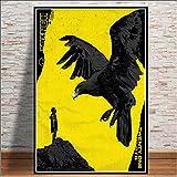 haoziggdeshoop Twenty One Pilots Rock Music Band Posters Impresiones Arte De La Pared Pintura Moderna Cuadros De Pared para Sala De Estar Decoración del Hogar 50X70Cm