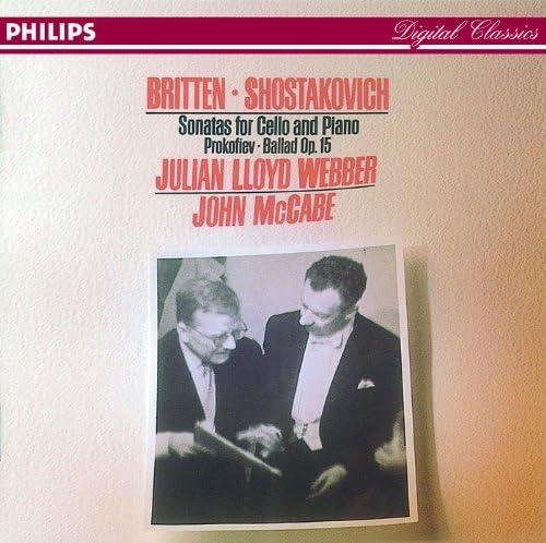 Julian Lloyd Webber & John McCabe