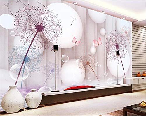 Tapete für Wände 3 d jede Größe Tapete Löwenzahn Bubble TV Hintergrund Tapeten für Wohnzimmer