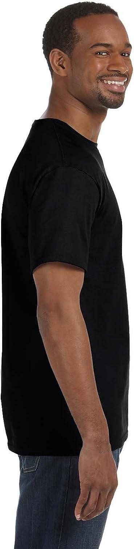 Maglietta senza etichetta Hanes 5250