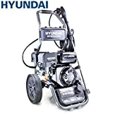 Hyundai HYW3000P2 210cc Petrol Pressure Washer, 2800psi Power Washer With Built In Detergent