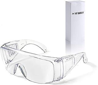 ゴーグル 細菌飛沫対策眼鏡 防花粉 保護メガネ 透明 軽量 オーバーグラス 曇り止め 防曇 保護用アイゴーグル 花粉症 飛沫カット 防塵ゴーグル 眼鏡着用可