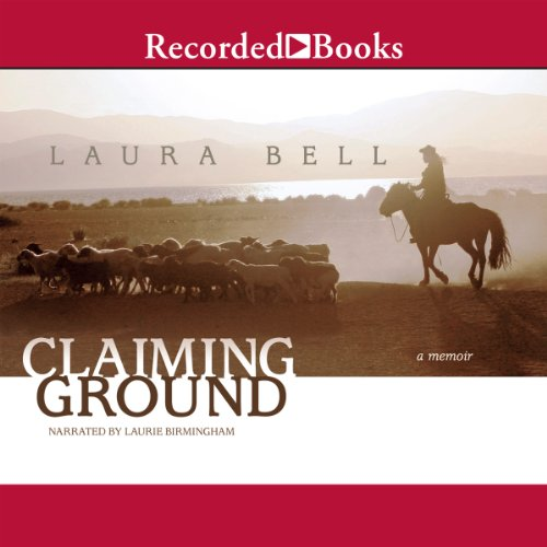 Claiming Ground audiobook cover art