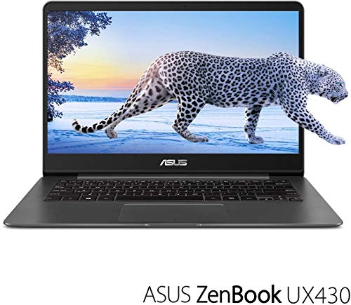 ASUS ZenBook UX430UN 14