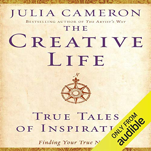 The Creative Life audiobook cover art