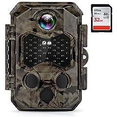 4K 32MP UHD Infrarot nachtsichtkamera