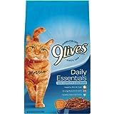 9Lives Daily Essentials Cat Food, 3.15 Pound - 6 per case.