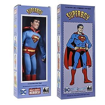 DC Comics Retro Style Boxed 8 Inch Action Figures  Superboy