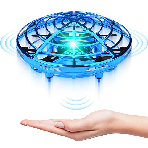 XINHOME Hand Operated Drone for Kids Adults - Hands Free Mini Drones...