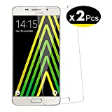 NEW'C Lot de 2, Verre Trempé pour Samsung Galaxy A5 2016 (SM-A510) Film Protection...