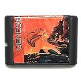 Jhana Tarjeta de juego El Rey León para Sega 16 Bit, MD para Mega Drive para Video Genesis Console