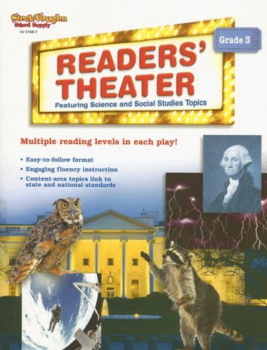 Reader's Theater: Science and Social Studies: Reproducible Grade 3