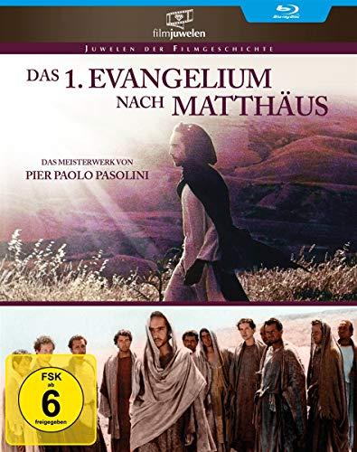 Das 1. Evangelium nach Matthäus - Das Meisterwerk von Pier Paolo Pasolini (Filmjuwelen) [Blu-ray]
