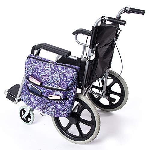 Bolsa de almacenamiento para silla de ruedas TUYU, mochila