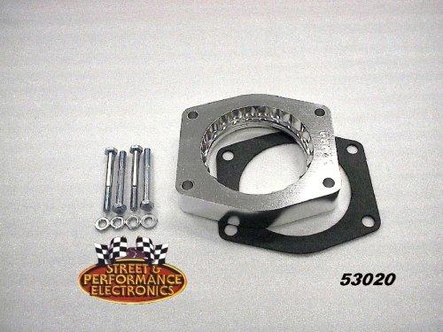 09 silverado throttle body spacer - 9