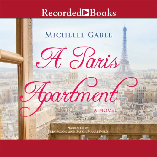 A Paris Apartment                   By:                                                                                                                                 Michelle Gable                               Narrated by:                                                                                                                                 Erin Moon,                                                                                        Saskia Maarleveld                      Length: 16 hrs and 1 min     357 ratings     Overall 4.0