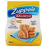 Balocco Zuppole Biscotti con Latte Fresco, 700g