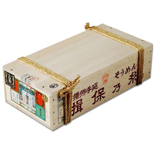 揖保乃糸 上級品ひね 6kg(120束入)