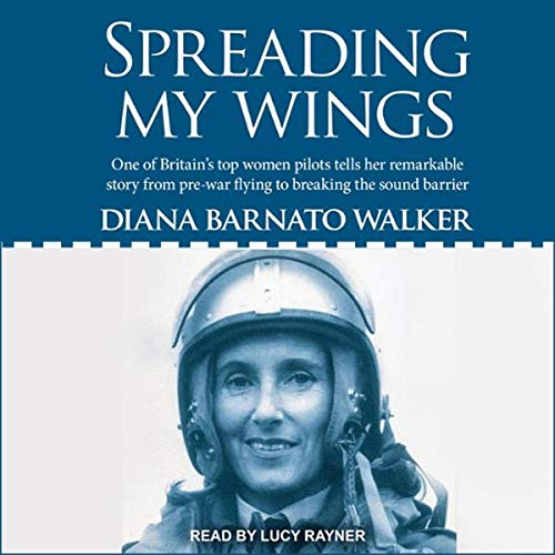 Couverture de Spreading My Wings