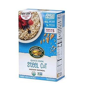instant steel cut oatmeal