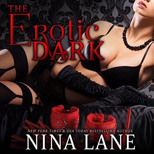 The Erotic Dark audiobook cover art
