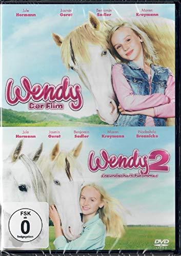 Wendy - Der Film + Wendy 2 - Freundschaft für immer [2 DVDs] Wendy 1+2 Die Kinofilme