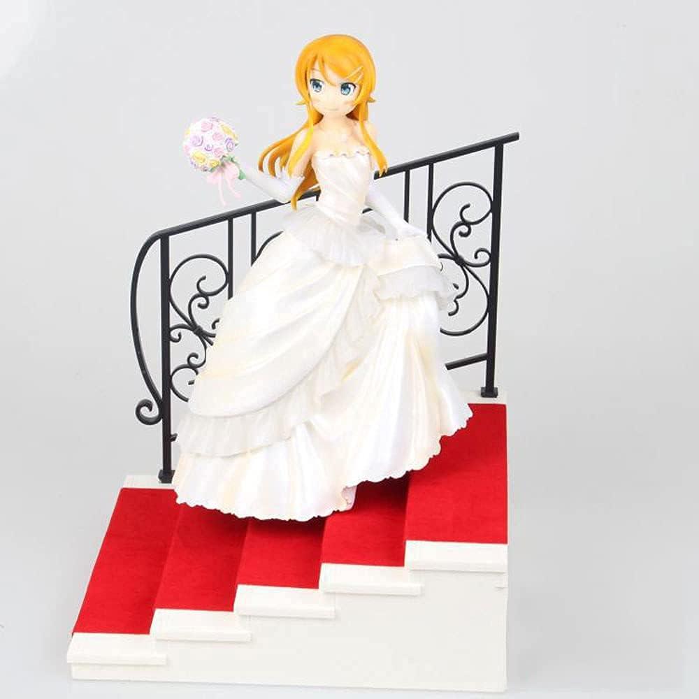 2021 model INJIE My Sister Can't Be So Wedding Cute. Kirino Kousaka Max 83% OFF Dress A