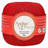 Anchor cotone rosso