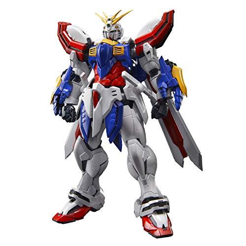 G Gundam God Gundam, Bandai Spirits Hi-Resolution Model