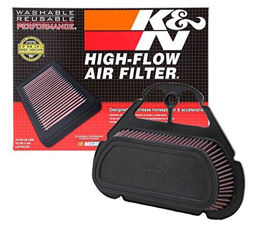 K&N YA-6001 Filtro de Aire para Yamaha YZF R6 99-05 YZF R6S 06-09
