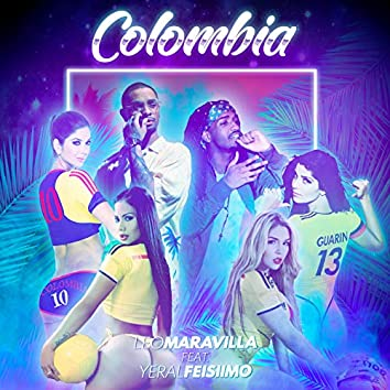 Colombia (feat. Yeral Feisiimo)