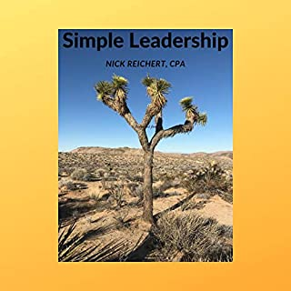 Simple Leadership audiobook cover art