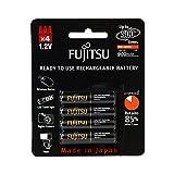 Fujitsu Wiederaufladbare Akku (4X AAA) schwarz