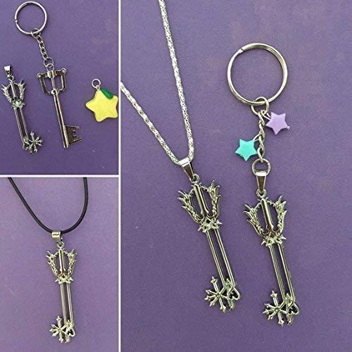 Kingdom Hearts Paopu Keychain, King…