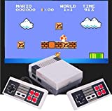 JNFEMKS Video Games Systems Classic Game Consoles with Built in Games Game Console, Built-in Game NES Game with Game