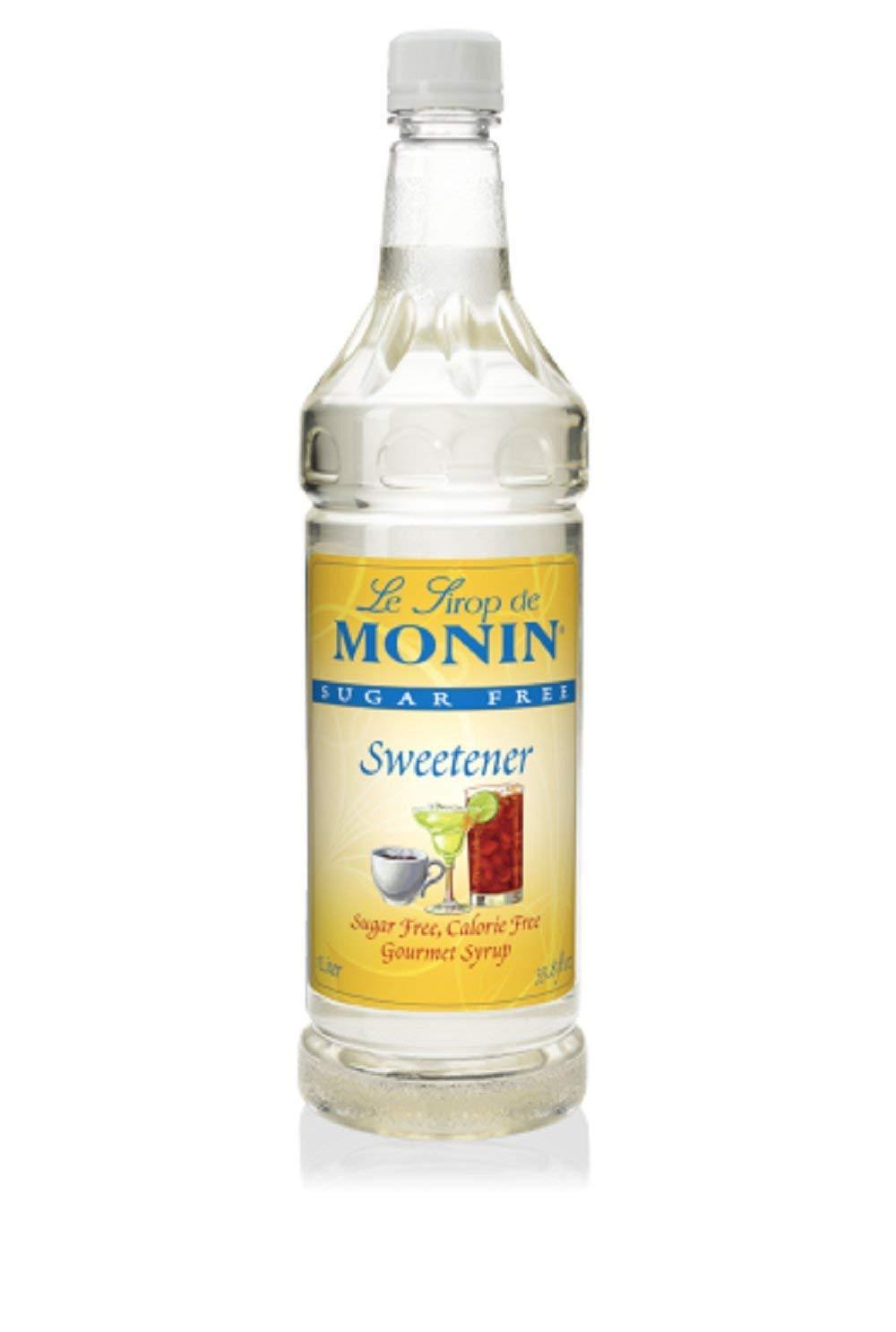 Monin price - Sugar Free Zero Liquid Sweetener Our shop most popular
